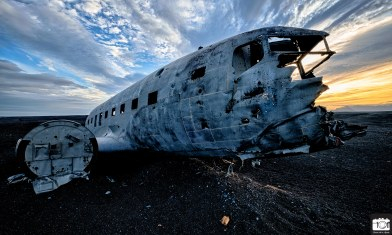 Soldeimasandur Plane Wreck