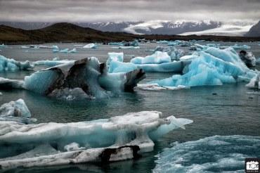 Jokulsarlon (Glacier lagoon)
